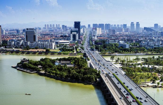 金华brt1号线路图-15年治堵工作金华市获浙江省第一名图片